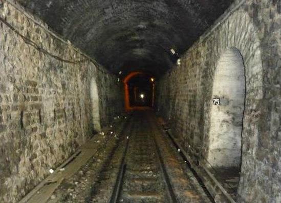 Kalka-Shimla Railways tunnel number 33 4