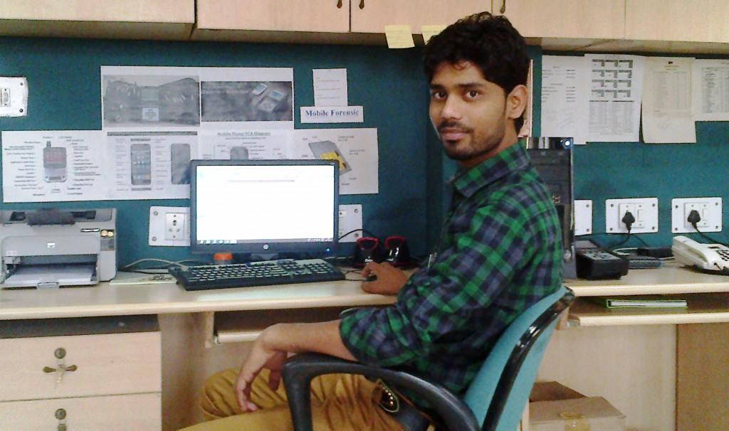 MAHRNDRA SINGH NIRANJAN COMPUTER FORENSIC EXPERT