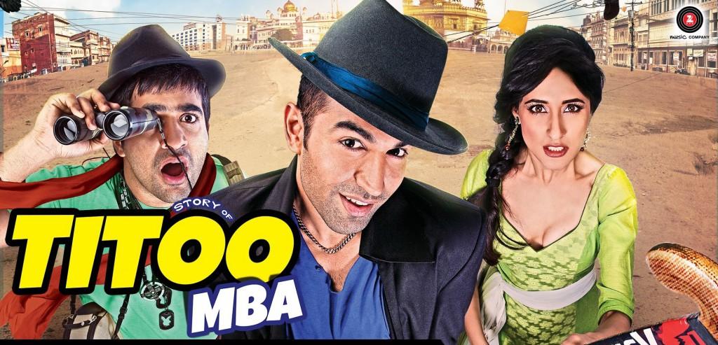Titoo MBA Bollywood Movie